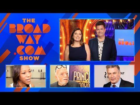 The Broadway.com Show - 7/21/17: ALADDIN, A FEW GOOD MEN, PRINCE OF BROADWAY & More