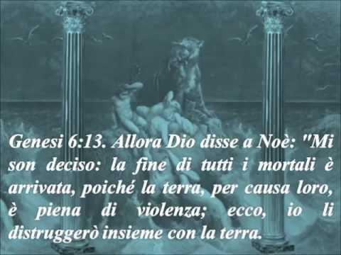 LA SACRA BIBBIA  - GENESI CAP.  6