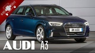видео Обзор новой Ауди А3. Какая стоимость Ауди А3.