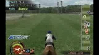 Gallop Racer 2006 - PS2