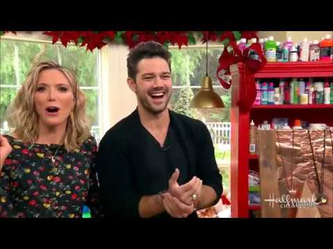 GH NATHAN WEST / RYAN PAEVEY INTERVIEW General Hospital Preview Promo 12-21-17 12-22-17