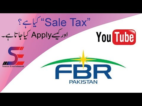 How To Apply For Sales Tax