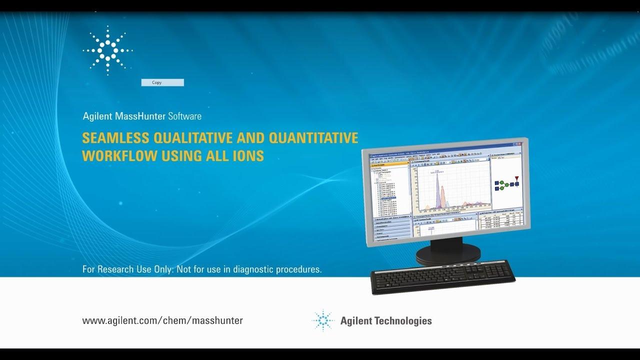 Seamless Qualitative and Quantitative Workflow using All Ions