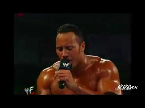 THE ROCK FUNNY MOMENT