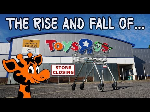 The Rise & Fall of TOYS R US! | (Timeline & History)