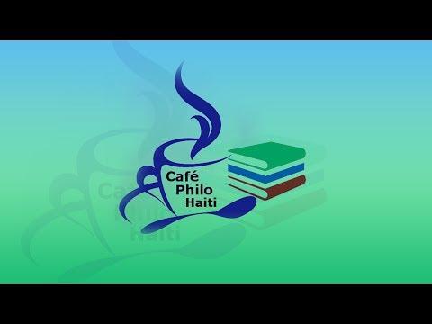 Café Philo Haïti avec Gaël JEAN-BAPTISTE