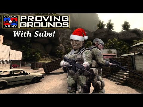 Christmas Special 2017 - America's Proving Grounds w/ Subs!