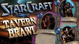 STARCRAFT BRAWL?! AWESO... Oh... Wait - Kobolds And Catacombs - Tavern Brawl