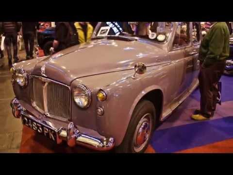 NEC Classic Car Show - 14th Nov , 2015