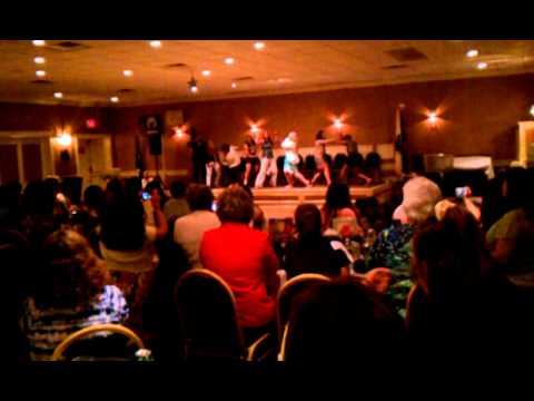 FBA Hypnotist  2011 Sr's  Muscle Compitition Act