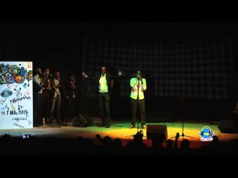 Toptentube Music Awards 2013 part 2 - The best of Burundian Music