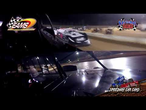 Winner - #1 Jason Hiett - Super Late Model - National 100 - 1-27-19 East Alabama Motor Speedway