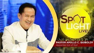 SPOTLIGHT by Pastor Apollo C. Quiboloy • January 18, 2019