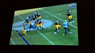 Telvin Smith AMAZING Fumble Recovery And Takes It In To The EndZone For 6! And Telvin Smith Suspend