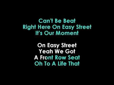 Easy Street karaoke Collapsable Hearts Club
