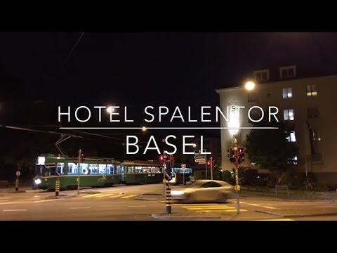 Hotel Spalentor, Basel