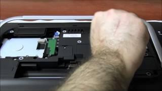 Sony VAIO Tap 20: RAM & Hard Drive