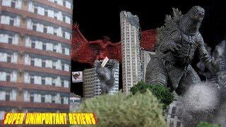 NECA Godzilla 2019 - Godzilla: King Of The Monsters Kaiju Figure Review
