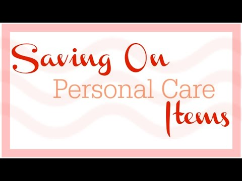 Saving on Personal Care Supplies + Live Q&A