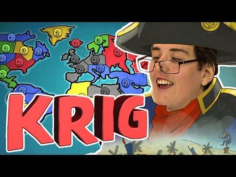KRIG OG KRANGLER - RISK Factions