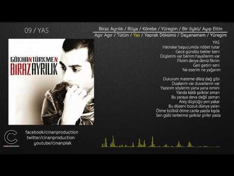 Yas - Gökhan Türkmen (Official Lyric Video)