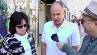 Jodi Arias vs. Kermit Gosnell -man on the street