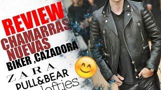 Mis nuevas biker jacket (moda hombres) -VICTOR CABALLERO