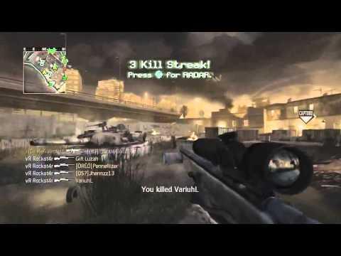vR Rockst4r - COD4 Mini - Episode #2
