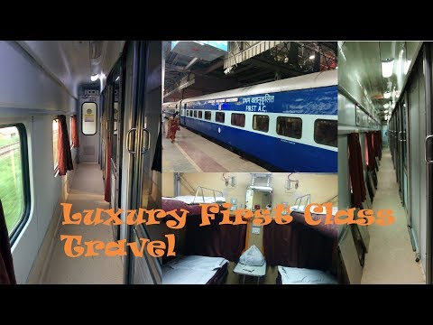 Full Tour Of Indian Railways First Class AC Coach Interior Is It Worth ..?