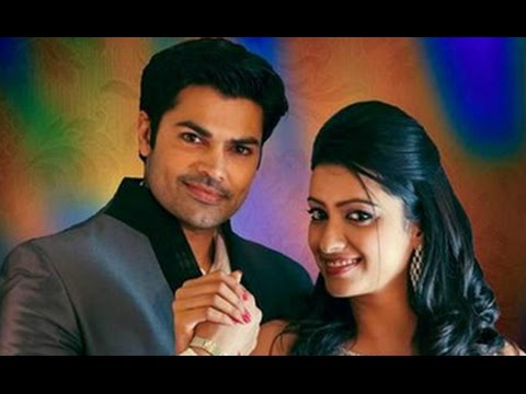 Actor Ganesh Venkatraman Love Marriage with Serial Artist Nisha