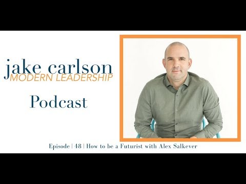 Podcast Interview: Alex Salkever - How to be a Futurist