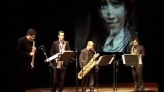 Atem Saxophone Quartet - Pequena Czarda