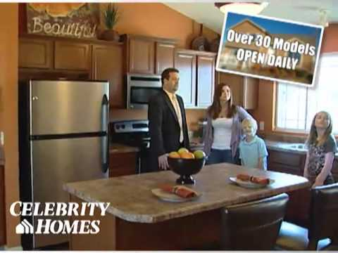 Celebrity Homes Omaha New Commercial