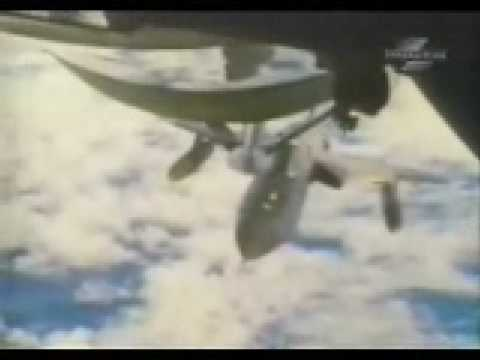 Typical F-105 Bombing Sortie