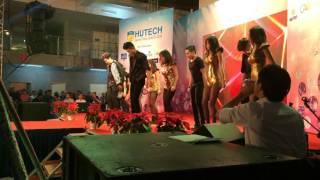 Nhảy hiện đại kỷ niệm Huetech - by Thành Phạm