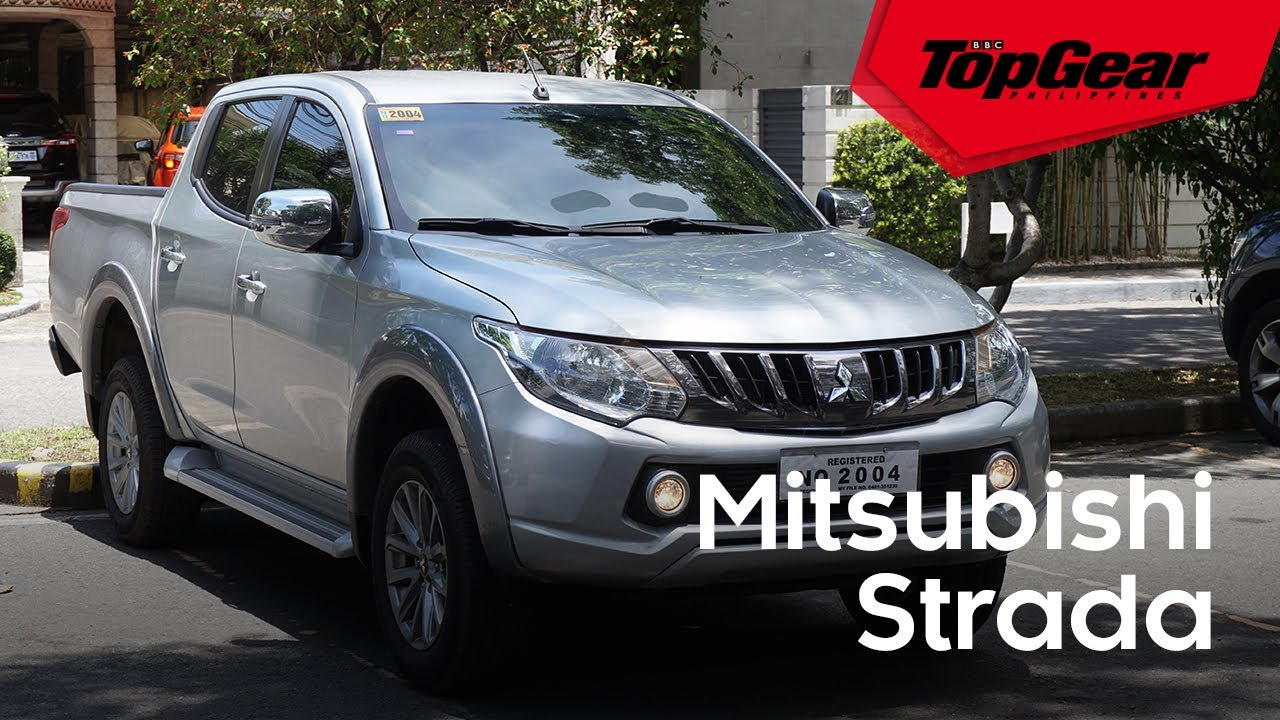 The Mitsubishi Strada 2WD Is A Great Everyday Pickup