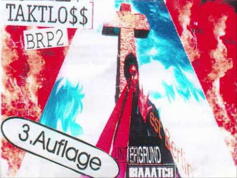 Taktloss - Krematorium ft. King Kool Savas (HQ)