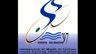 1997 World Cycling Championships - Campeonato Mundial de Ciclismo - San Sebastián - Brochard