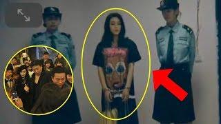 Tin Chấn động: Phạm Băng Băng và quản lý cấp cao bị cảnh sát bắt giữ vì trốn thuế