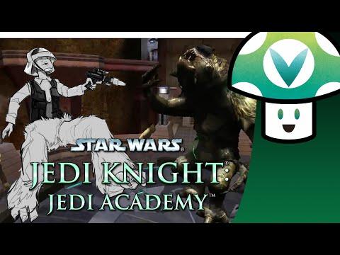 [Vinesauce] Vinny - Star Wars Jedi Knight: Jedi Academy (Code Battles)