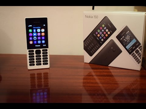 Nokia 150 dual sim review. After one month