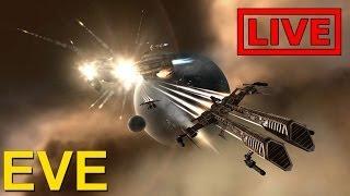 EVE Online — [live] stream #12 — улей на голове (factional warfare)
