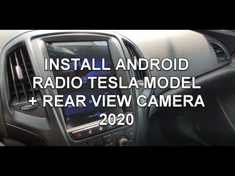 Opel astra J android radio installation aliexpress