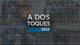 FUTSAL PROGRAMA A DOS TOQUES 20 DE OCTUBRE