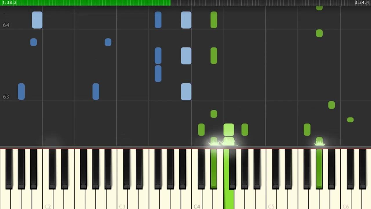 Marshmello Ft  Logic – Everyday – Piano Tutorial (Sheets) | Free