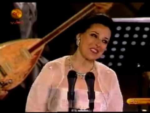 نجاة الصغيرة - عيون القلب - حفلة قرطاج 2001