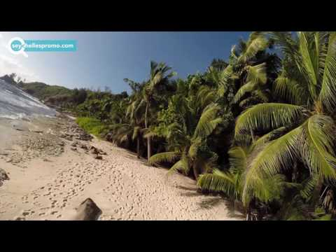 Seychelles #1 of the top beaches on Mahe - Anse Corail