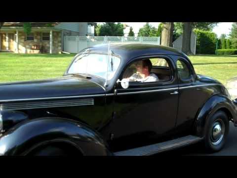 1938 Dodge Brothers Buisness Coupe 2 Door