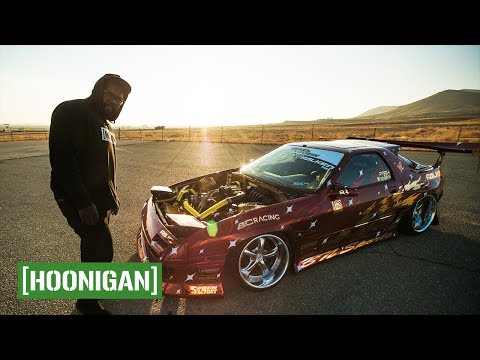 [HOONIGAN] Unprofessionals Unseasoned EP4: Twerkstallion Tests at Willow Springs Raceway