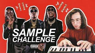 Migos - Culture 2 SAMPLING CHALLENGE
